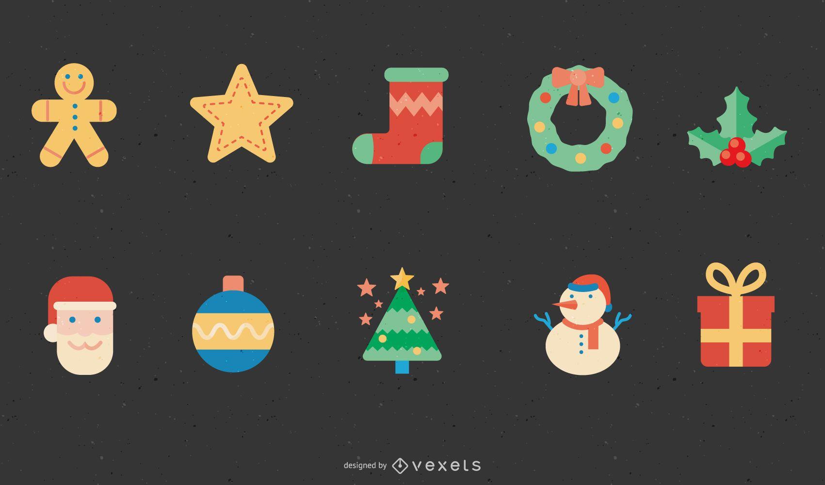 ?cones de Natal gr?tis