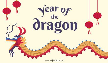 2012 Jahr des Drachen