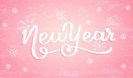 Vector Design de ano novo