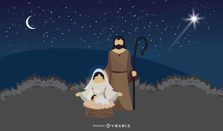 Presépio de Natal 3