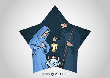 Christmas Nativity Scene 4