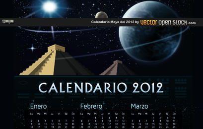 Calendario Maya del 2012