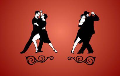 Dança do tango