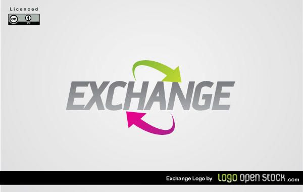 Logotipo do Exchange