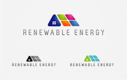 Logotipo de Energia Renovável