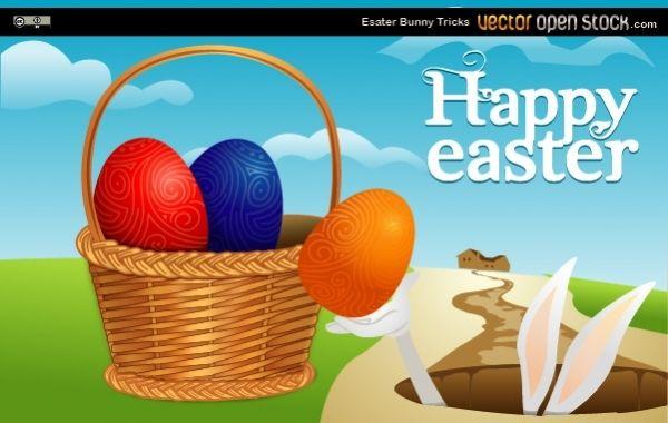 Easter Bunny Tricks