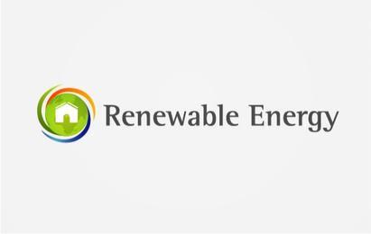 Logotipo de Energia Renovável 03