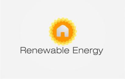 Logotipo de Energia Renovável 02