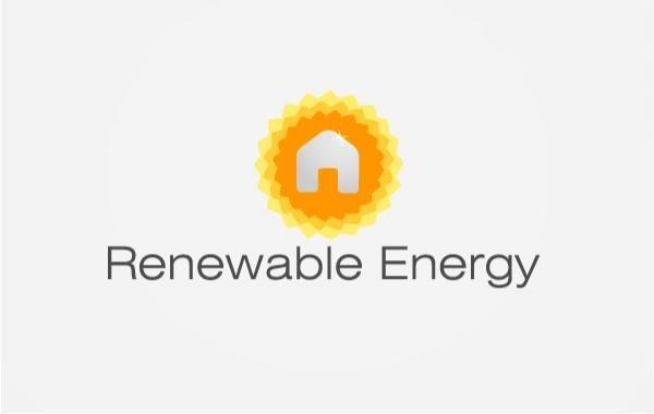 renewable energy logo  Renewable Energy Logo 02 - Vector download