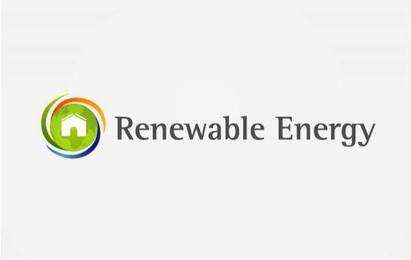 Logo de energia renovável 04
