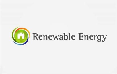 Logotipo da energia renovável 04