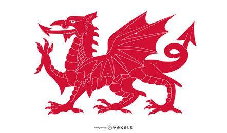 Dragón galés