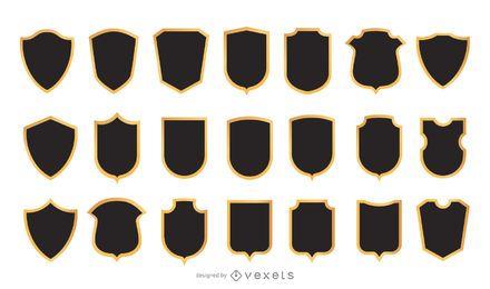 Vector escudo de armas