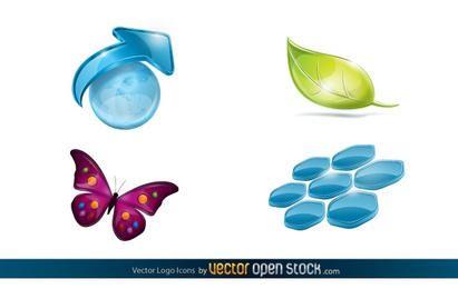 Vektor-Logo-Icons
