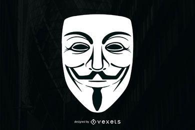 Mascara anonima
