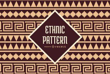 Ethnisches Muster