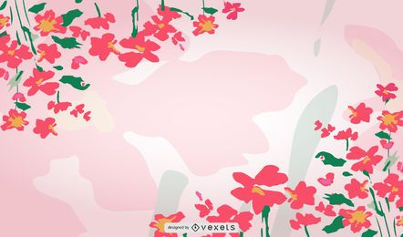 Spring Vector Backgrounds