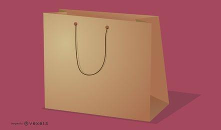 Vektor-Tasche