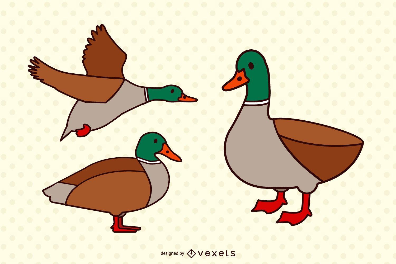 Funky Ducks