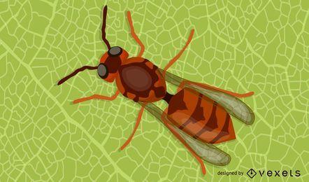 Vector wasp