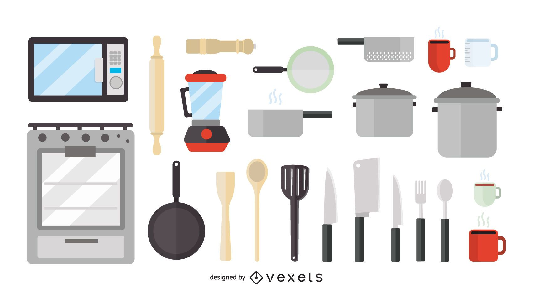 Kitchen Icons Pack