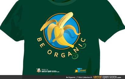 Be Orgasmic T-Shirt (versão masculina)