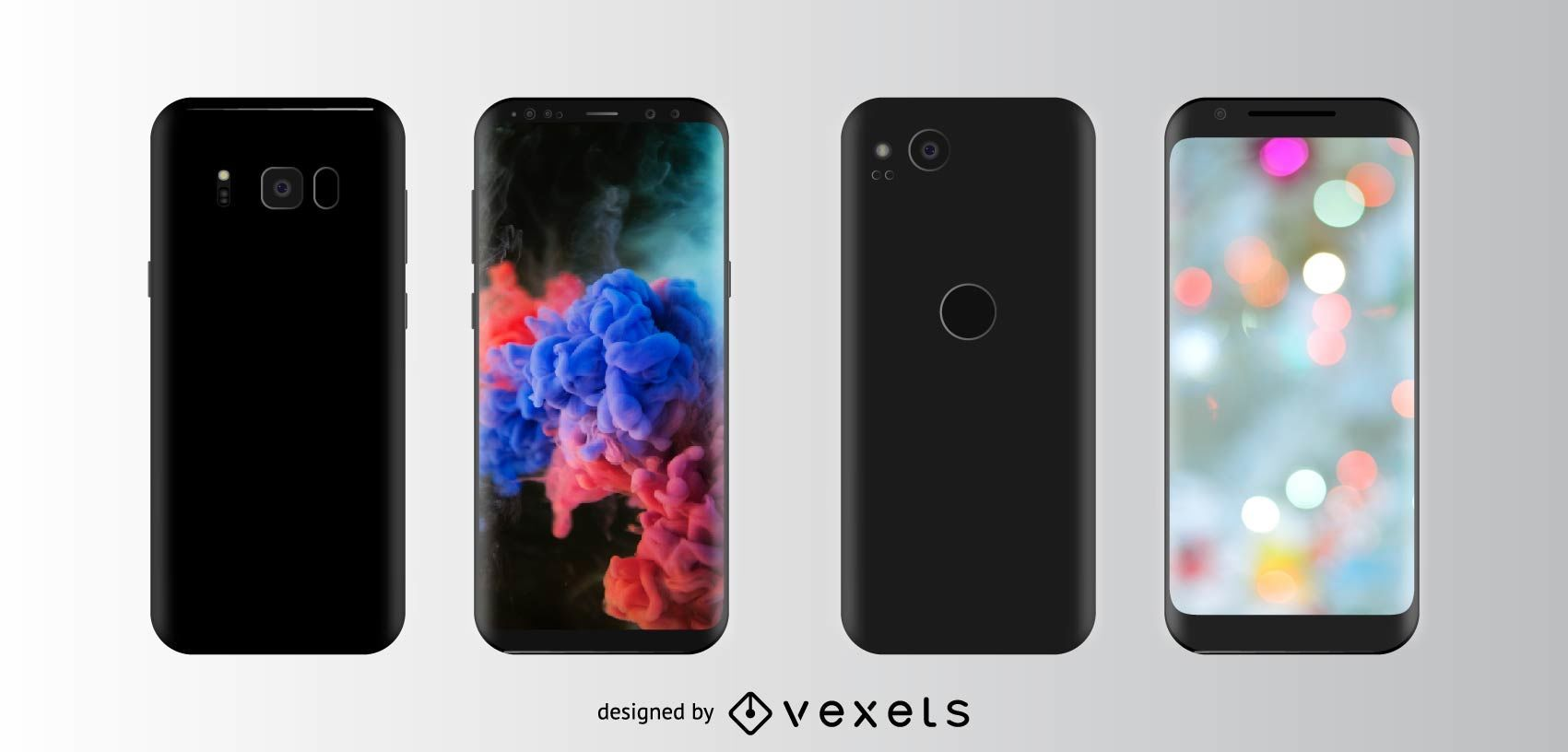 Two Vector Smartphone