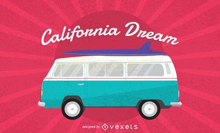 Kalifornien-Traum