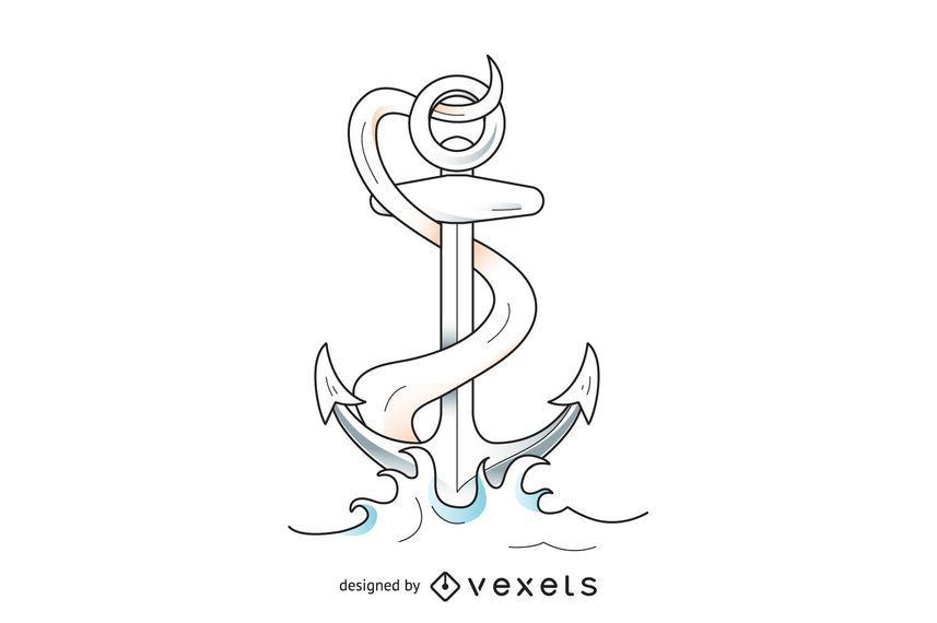 Vector Anchor