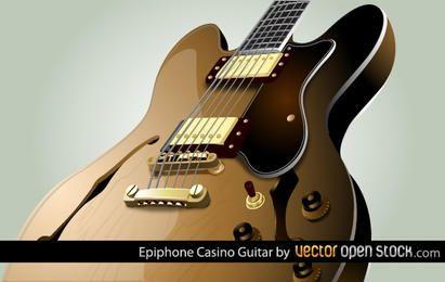 Epiphone Casino da guitarra
