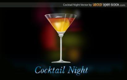 Noche de coctel