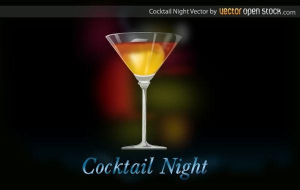 Noche de cóctel