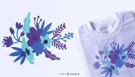 Vector de diseño de camiseta colorida