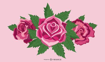 London Flower Bouquet