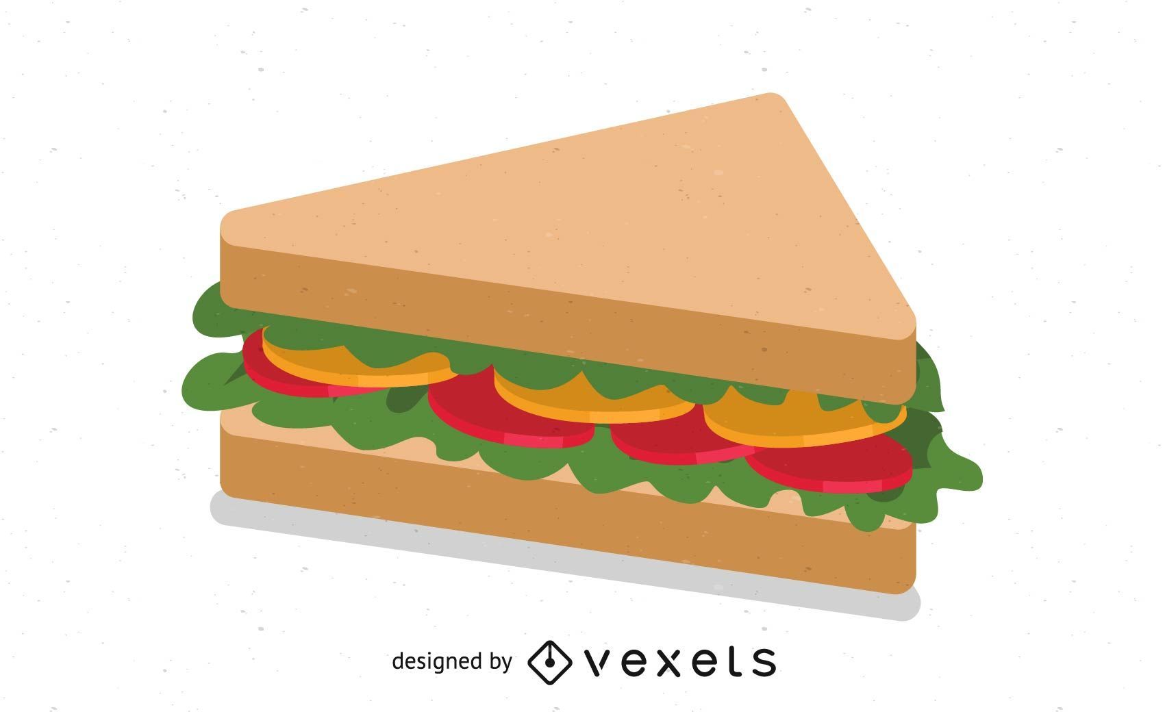 Vector de sandwich