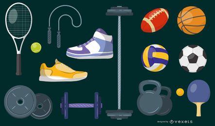 Ginásio e Equipamentos Desportivos