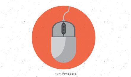 Mouse USB para PC