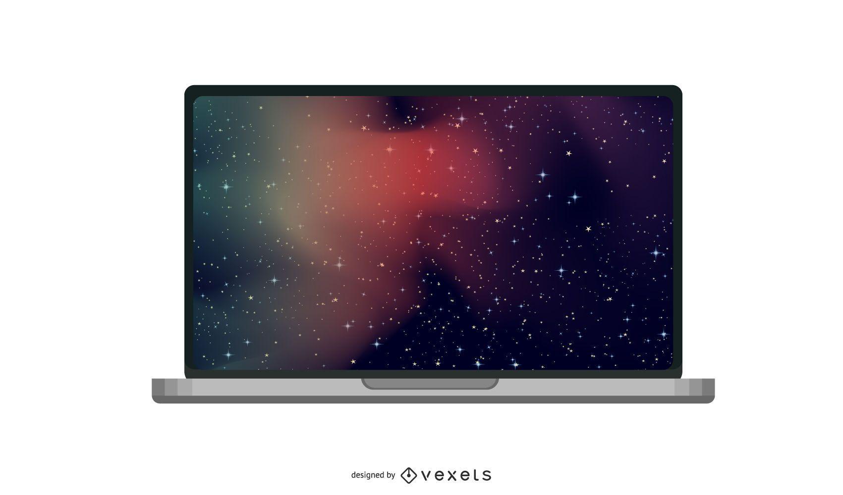 MacBook Air brillante