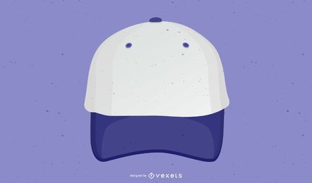 Gorra deportiva realista