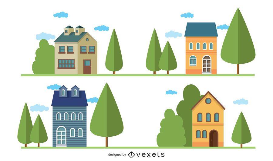 Residence House Pack