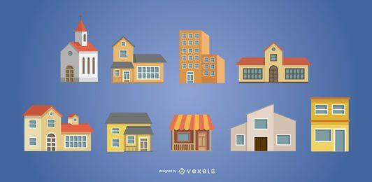 Paquete Iglesia y Casa