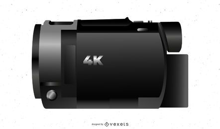 Handycam Sony HDR SR11 realista