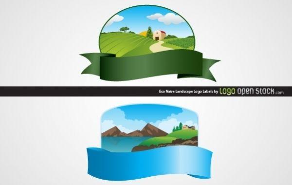 Eco Nature Lanscape