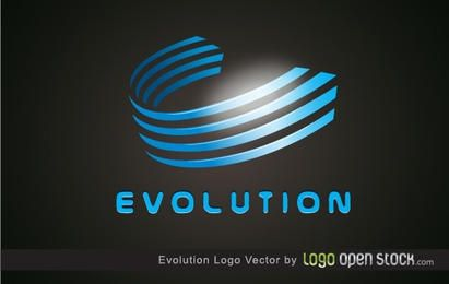Logotipo da evolução