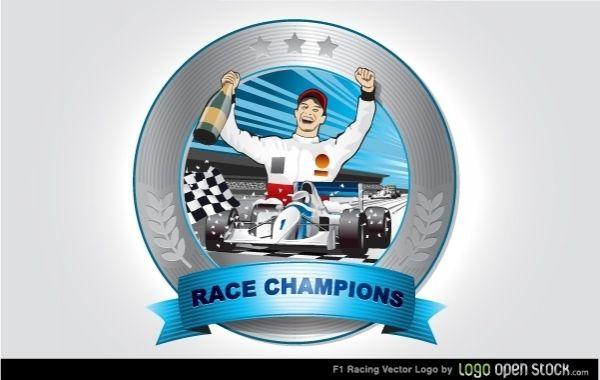 Vector de carreras de F1
