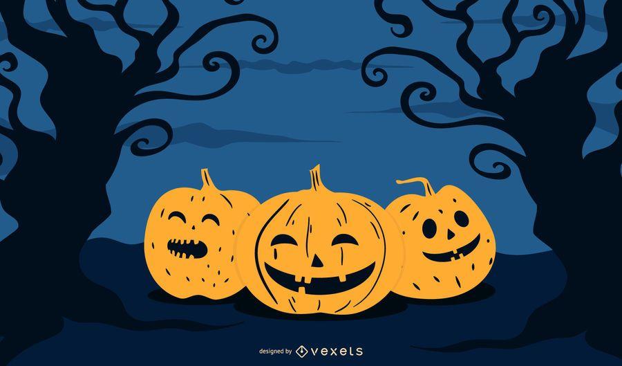 Halloween Treat Poster