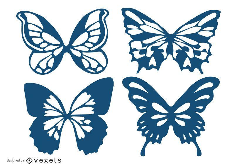 Paquete de alas de hadas