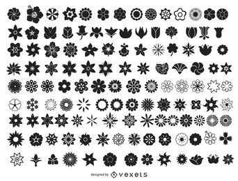 Imágenes Prediseñadas de paquete de yemas de flor
