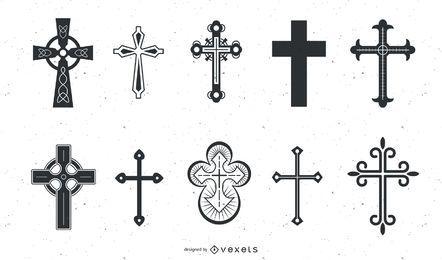Einfaches und stilvolles Cross Pack