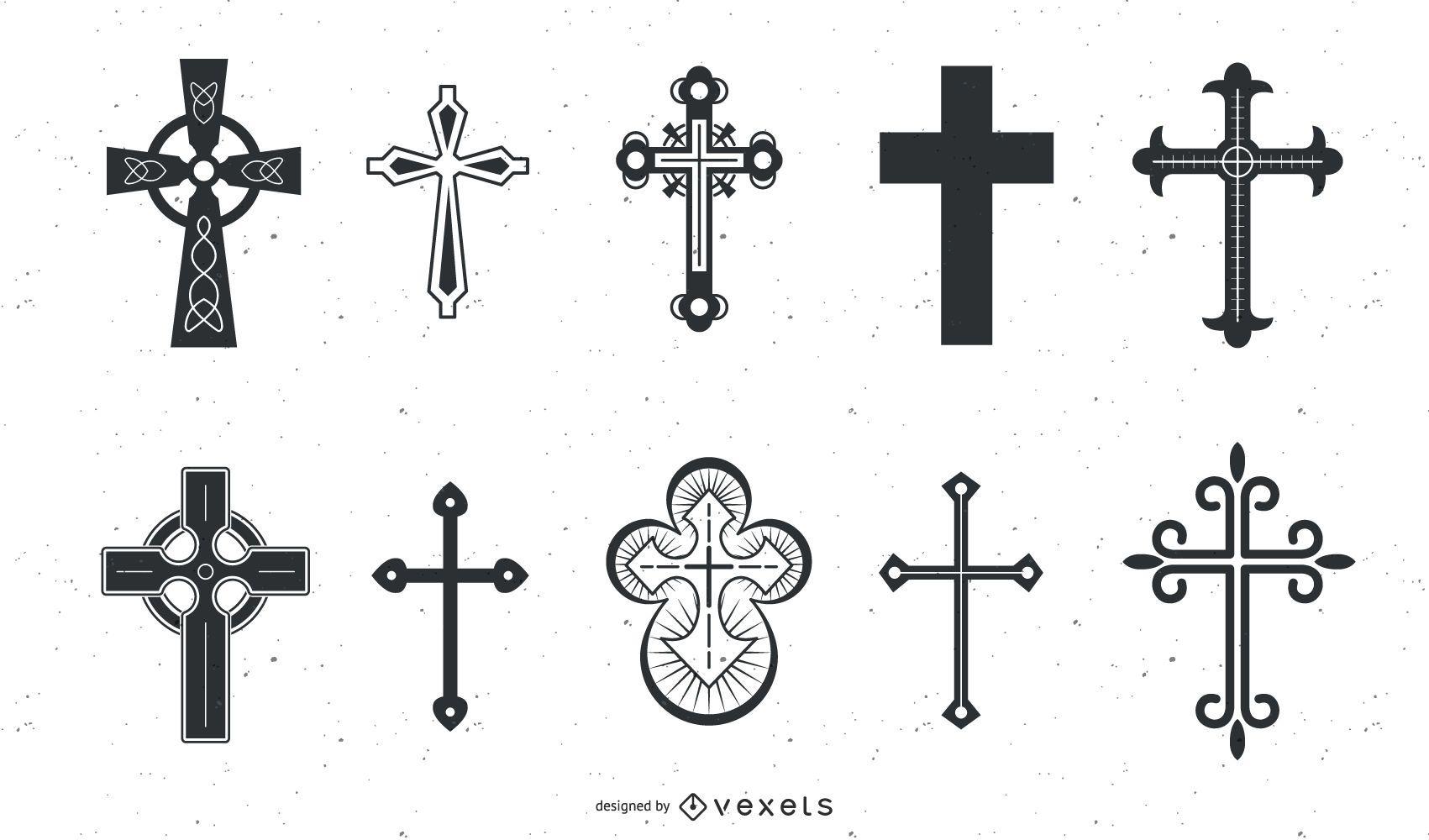 Simple & Stylish Cross Pack